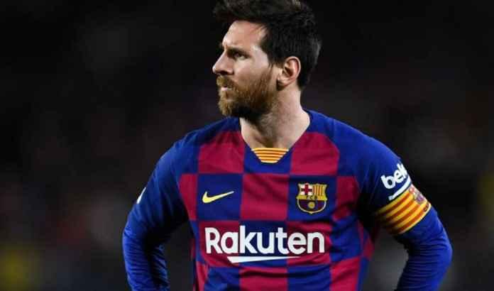 Jelang Musim Panas, PSG Pantau Terus Situasi Lionel Messi