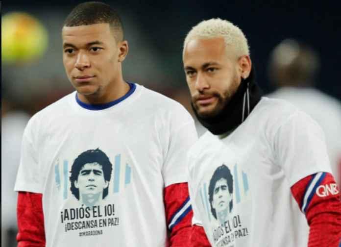 Neymar Teken Pra-Kontrak dengan PSG di Tengah Rumor Kembali ke Barcelona