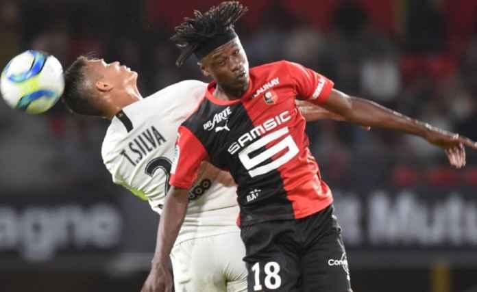 Real Madrid dan Manchester United Dapat Angin Segar, Incarannya Tak Perpanjang Kontrak di Rennes