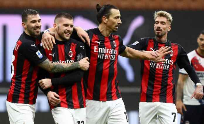 Teken Kontrak Baru di Milan, Ibrahimovic Gabung Legenda Veteran yang Masih Eksis