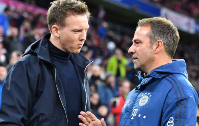 Bayern Munchen Dilatih Julian Nagelsmann Musim Depan