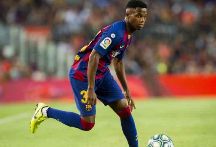 Kondisinya Membaik, Barcelona Ajak Ansu Fati ke Final Copa del Rey Akhir Pekan Ini