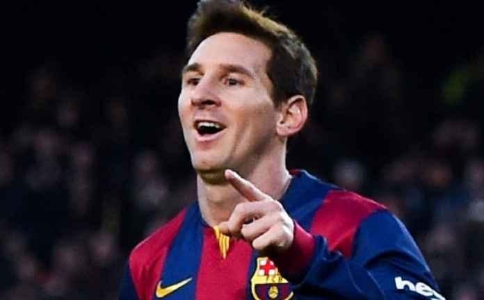Tawarkan Kontrak Baru 10 TAHUN, Barcelona Ingin Lionel Messi Bertahan Usai Pensiun