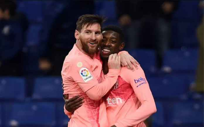 Barcelona Tak Mau Ambil Risiko, Ousmane Dembele Malah Latihan