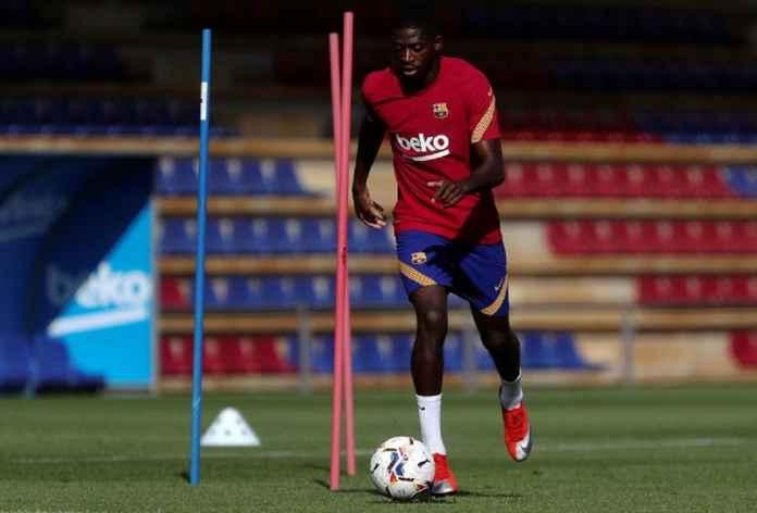 Barcelona Belum Menyerah Pertahankan Ousmane Dembele