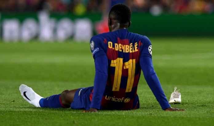 Barcelona Tanpa Ousmane Dembele Hadapi Getafe