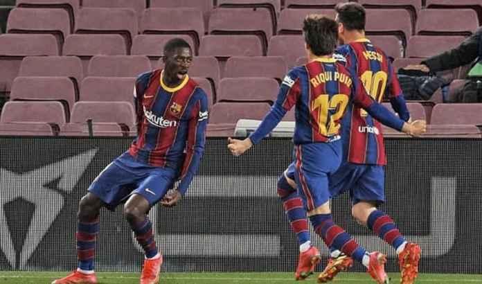 Ronald Koeman Baru Tahu Kunci Bangkitnya Ousmane Dembele Usai Barcelona Menang