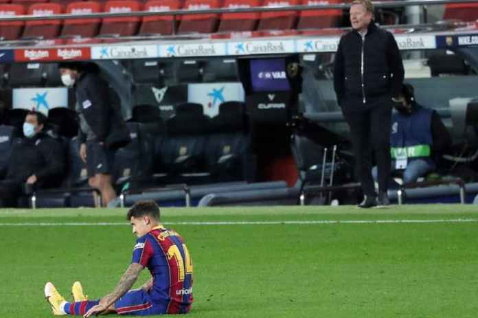 Philippe Coutinho Tak akan Bermain Lagi untuk Barcelona Musim Ini