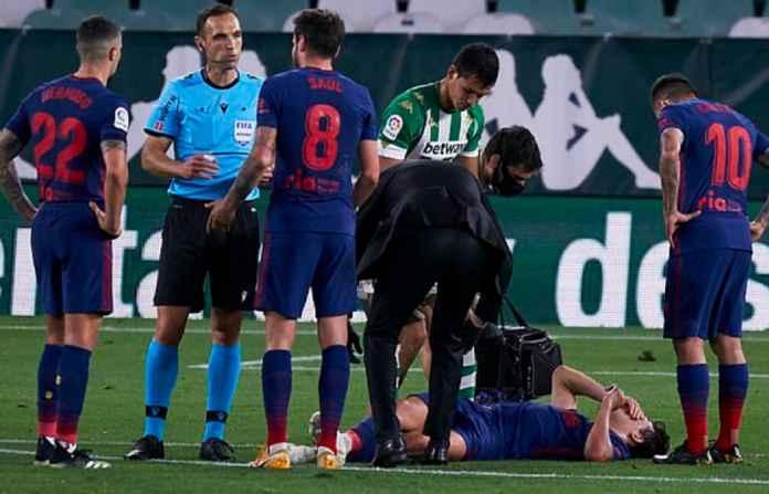 Joao Felix Cedera Lagi, Atletico Targetkan Pulih 10 Hari