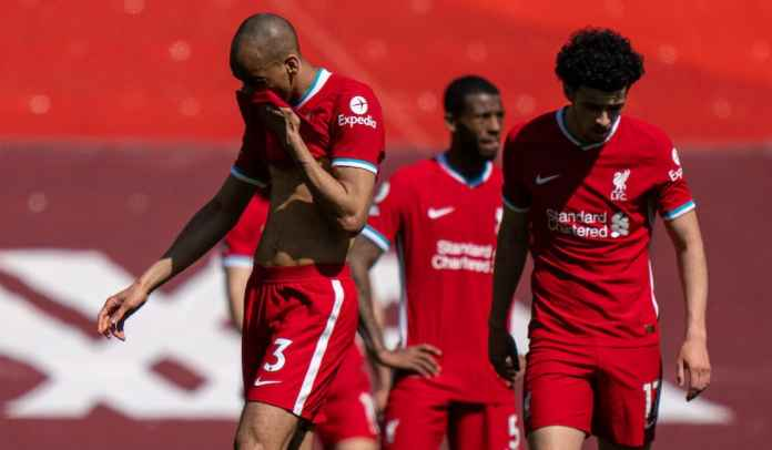 Rekor Kandang Liverpool Terburuk Kedua di 4 Kasta Liga Inggris, Cuma 0,44 Poin Per Laga!
