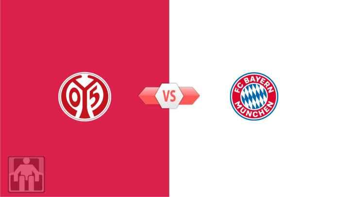 Prediksi Mainz 05 vs Bayern Munchen, Kalau Menang, Die Roten Dipastikan Juara