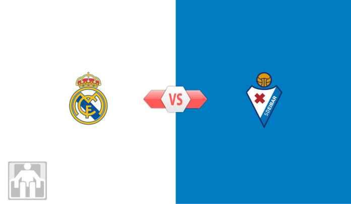 Prediksi Real Madrid vs Eibar, Pembuktikan Los Blancos Tanpa Sergio Ramos!