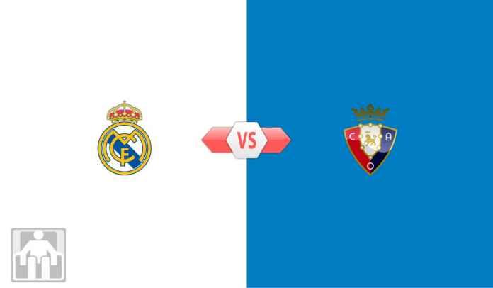 Prediksi Real Madrid vs Osasuna, Dilema Zidane, Pilih La Liga Atau Liga Champions?
