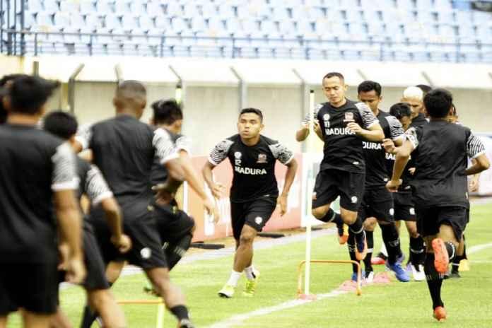 Madura United Keluhkan Laga Grup C Piala Menpora