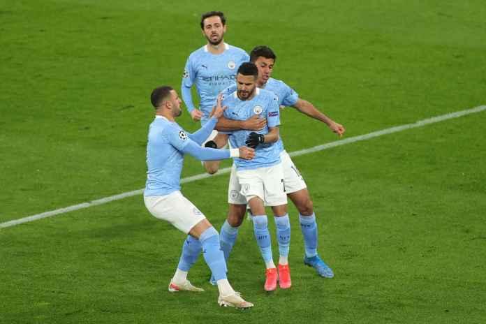 Manchester City Diledikin Jelang Lawan Raksasa Perancis