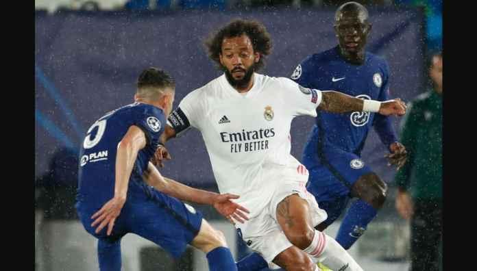 Jadi Petugas Pilkada, Marcelo Bisa Batal Bela Real Madrid Untuk Leg Kedua Liga Champions di Chelsea