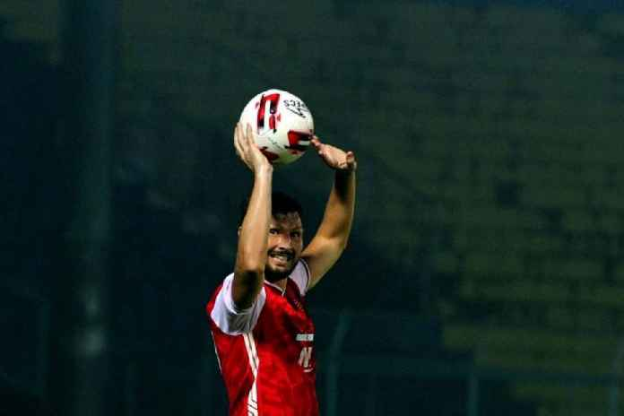 Marco Motta Ngebet Juarai Piala Menpora