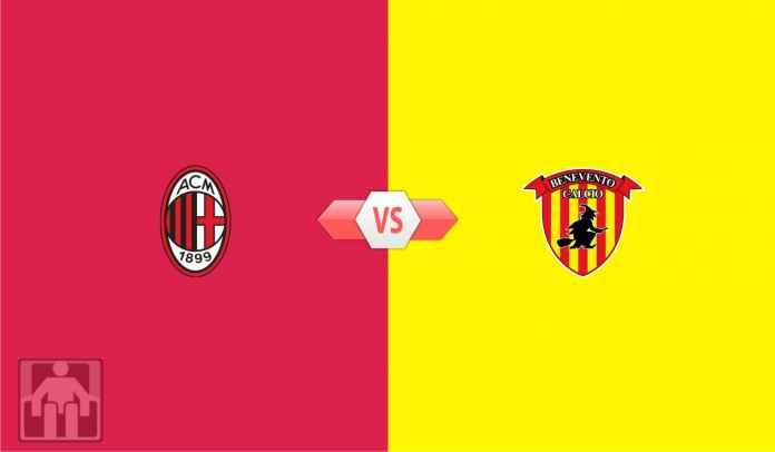 Prediksi AC Milan vs Benevento, Kesempatan Terbaik Kembali ke Zona Liga Champions