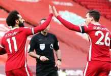 Hasil Liga Inggris: Mo Salah 19 Gol dan 28 Gol Sudah, Tapi Liverpool Hanya Menang Tipis Atas Aston Villa