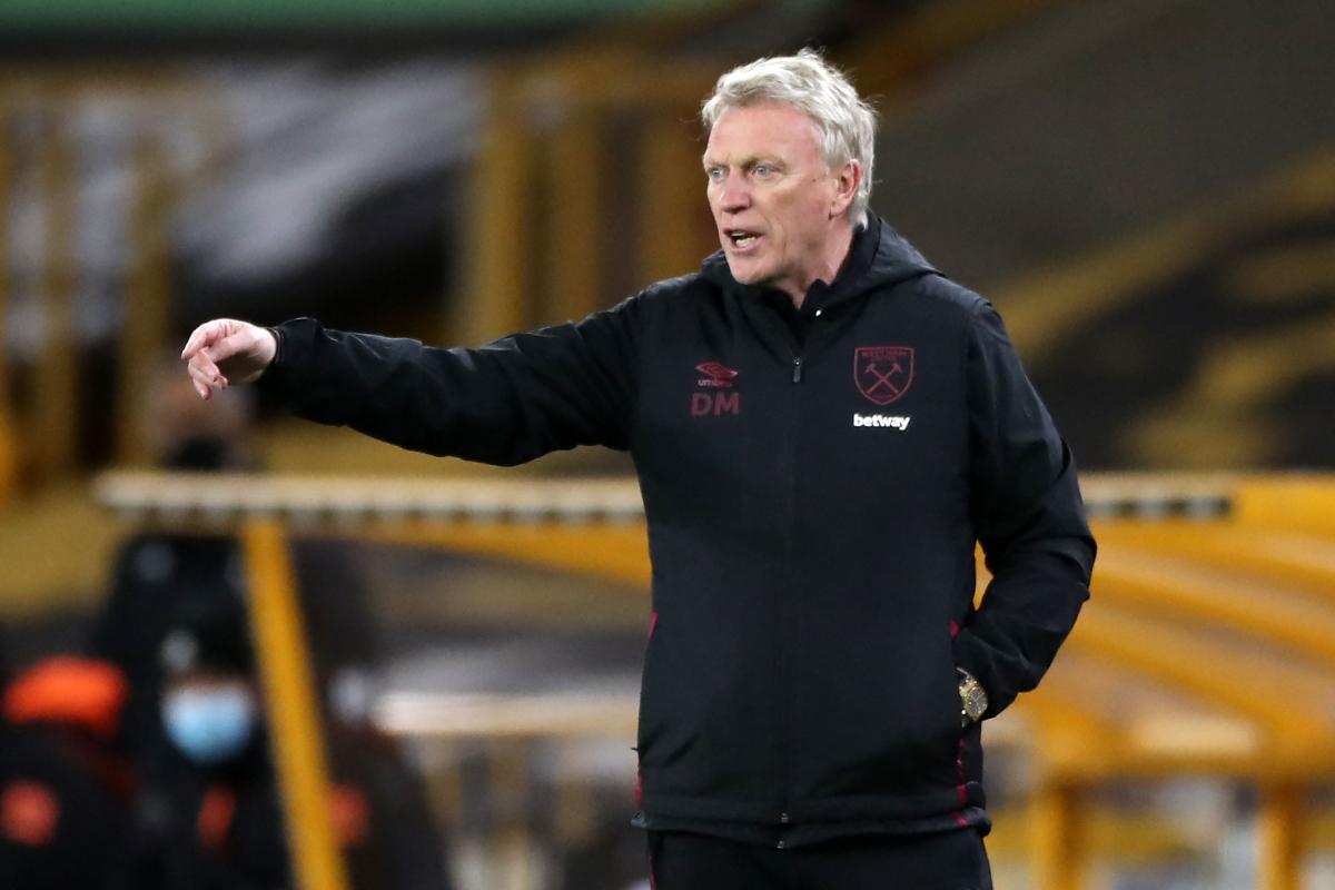 Moyes Ngebet West Ham Finis di Empat Besar Liga Inggris ...