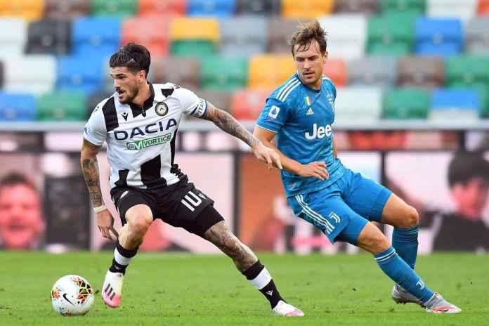 Napoli Dibuat Sulit Rekrut Pemain Kunci Udinese