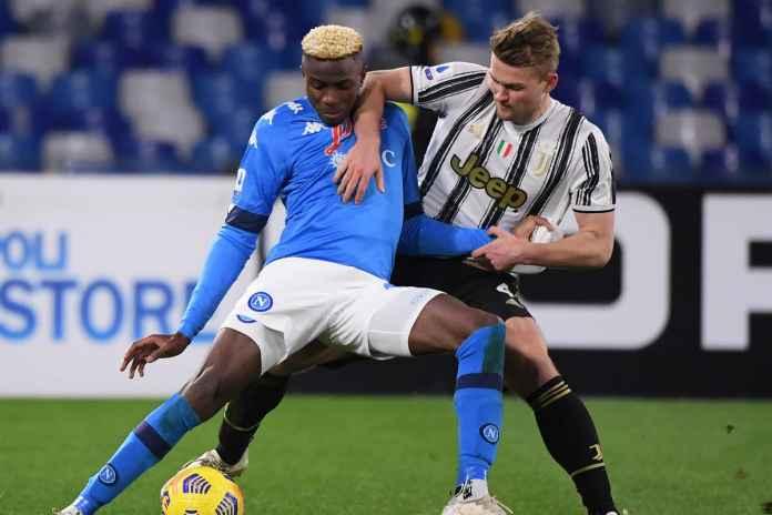 Napoli Tetap Dipuji Walau Dilumat Juventus