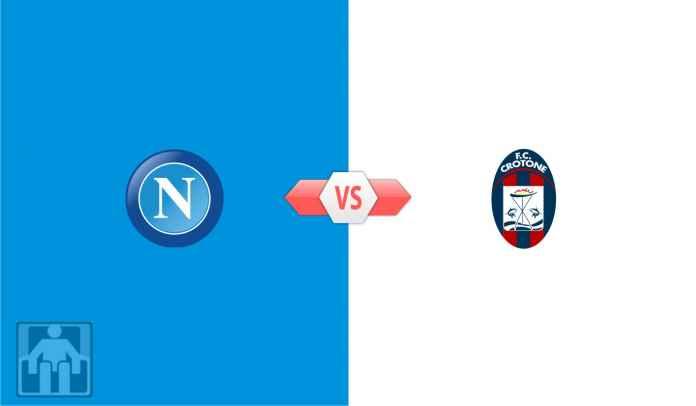 Prediksi Napoli vs Crotone, Tim Tamu Tak Pernah Menang Di Laga Tandang Musim Ini
