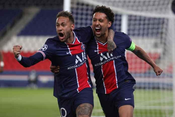 Neymar Belum Mau Lempar Handuk di Liga Champions