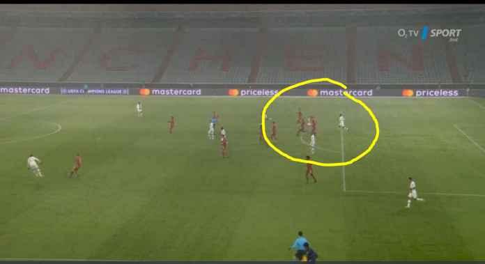 Lolos Dari Jebakan Offside Warnai Gol Kedua PSG ke Gawang Bayern Munchen