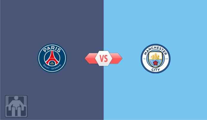 Prediksi Paris Saint-Germain vs Manchester City, Dua Klub Sultan Berebut Trofi Pertama