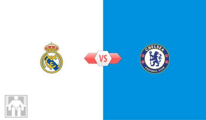 Prediksi Real Madrid vs Chelsea, Andalkan Pertahanan Solid, Laga Berakhir Miskin Gol?