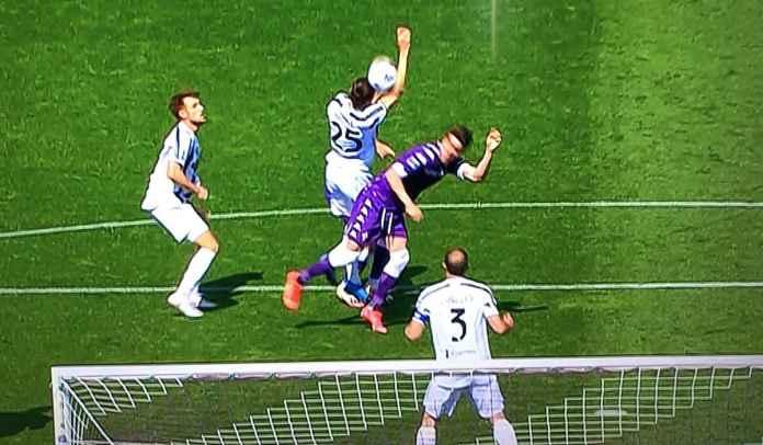 Main Voli Apa Basket? Handball Rabiot Bikin Juventus Tertinggal dari Fiorentina