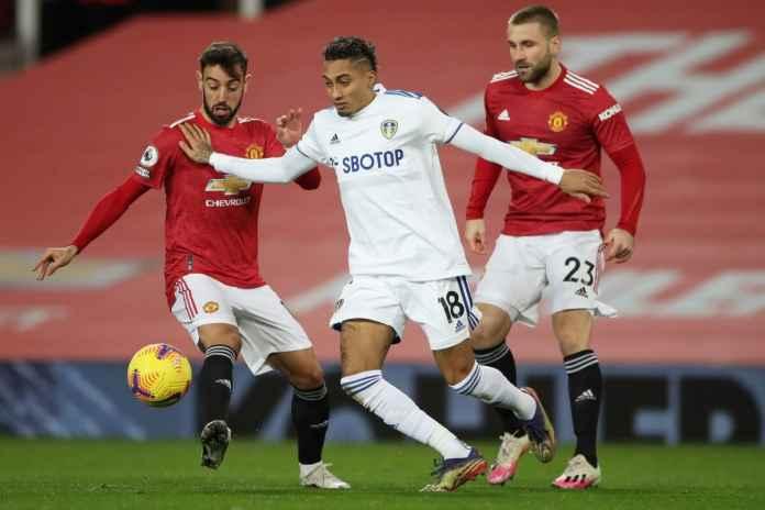 Raphinha Bisa Berikan Keuntungan Bagi Leeds United