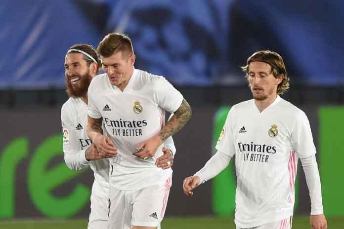Real Madrid Pastikan 1 Pemain Veteran Bertahan