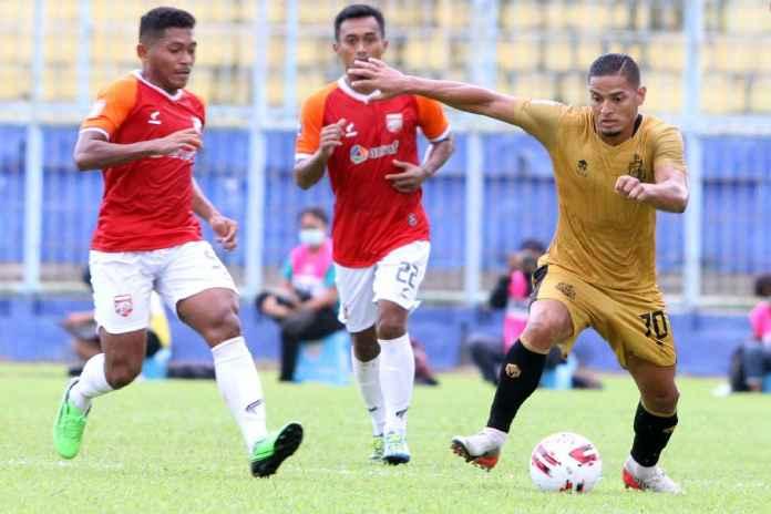Renan Silva Ungkap Target Bhayangkara Solo FC di Liga 1