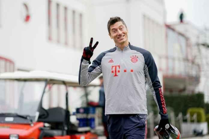 Robert Lewandowski Berpeluang Tampil Lawan Mainz