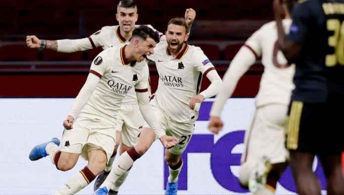 Roger Ibanez Bawa Roma Tenggelamkan Mantan Semifinalis Liga Champions Ini