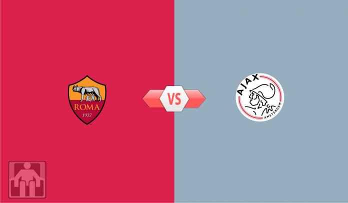 Prediksi AS Roma vs Ajax Amsterdam, Selamatkan Wajah Italia di Sepak Bola Eropa