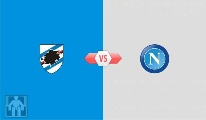 Prediksi Sampdoria vs Napoli, Azzurri Incar Lima Kemenangan Beruntun Atas II Samp