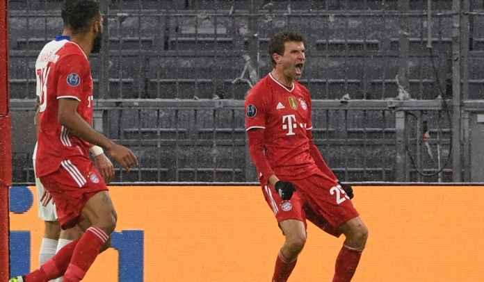 Kecewa Kualitas Serangan Bayern, Thomas Muller : Harusnya Bisa Menang 6-3!