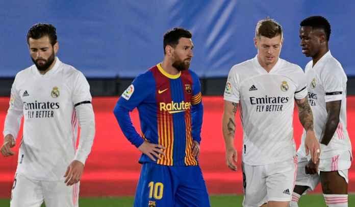 1000 Hari Lebih Tanpa Gol di El Clasico, Lihat Betapa Lesunya Messi Tanpa Ronaldo