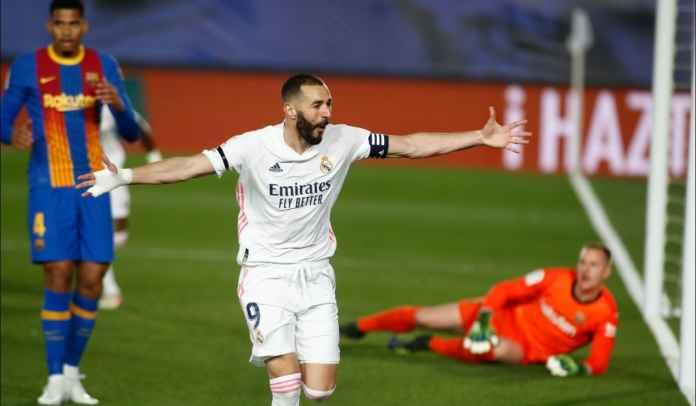 Kelewat Gol-Gol Clasico Madrid 2-1 Barcelona Pagi Tadi? Lihat Cuplikannya di Sini!