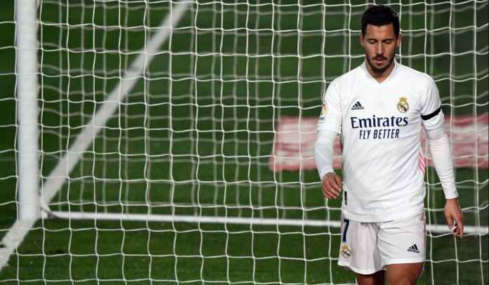 Real Madrid Rilis Skuad vs Liverpool : Fede Valverde Kembali, Eden Hazard Absen