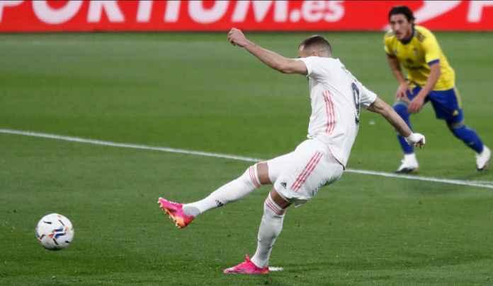 Tahukah kamu? Real Madrid membutuhkan 26 pertandingan untuk mendapatkan lebih banyak penalti
