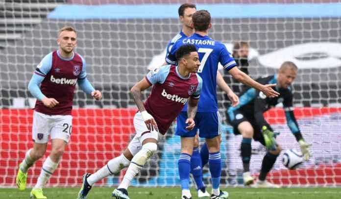 Tambah Dua Gol Tadi Malam, Leicester City Kini Jadi Lawan Terfavorit Jesse Lingard