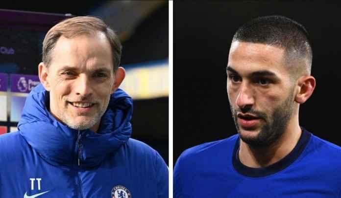 Chelsea Siap Korbankan Hakim Ziyech Demi Datangkan Bek Tengah Terbaik La Liga