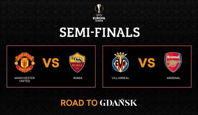 Head to Head Man Utd vs Roma : Giallorossi Lawan Mudah, Reuni Smalling-Mkhitaryan