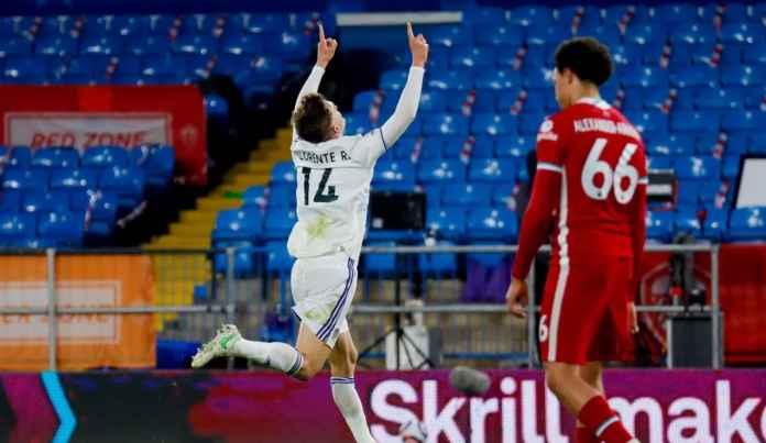 Tinggal 3 Menit Naik ke Empat Besar, Liverpool Kebobolan Gol Nyesek Menit Akhir