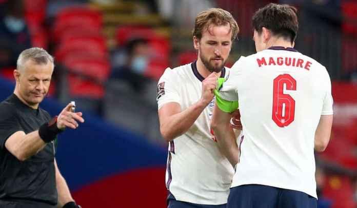 Kehilangan Harry Maguire Bakal Lebih Merugikan Inggris Ketimbang Harry Kane