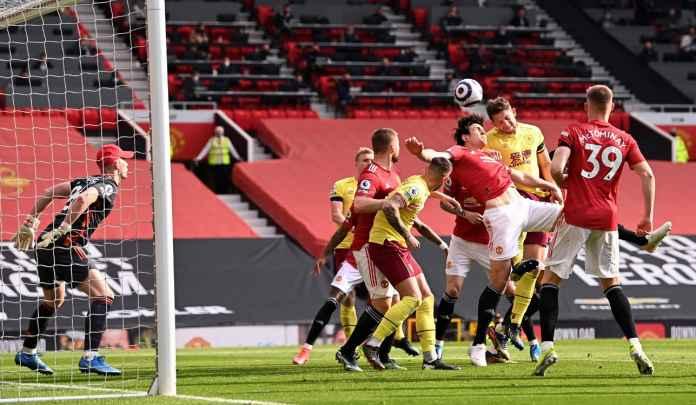 Kebobolan Gol Tarkowski, Man Utd Kini Sudah Jebol 1000 Kali di Premier League